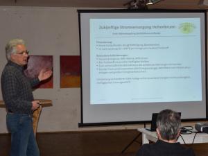 Vortrag Ulrich Stock