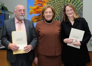 Josef Estendorfer, Johanna Rumschöttel, Edna Rasch